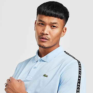 Lacoste Tape Polo Shirt