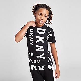 DKNY All Over Print T-Shirt Junior