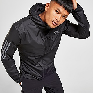 adidas Own The Run Hooded Jacket