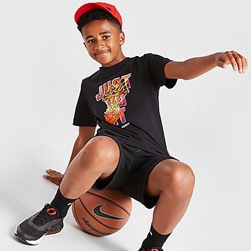 Nike Just Do It Basketball T-Shirt Junior