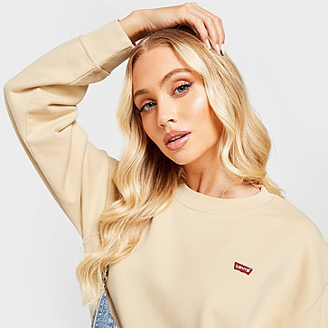 Levis Small Logo Crew Sweatshirt