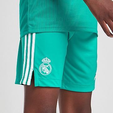 adidas Real Madrid 2021/22 Third Shorts Junior
