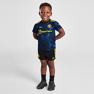adidas Manchester United FC 2021/22 Derde Tenue Baby's