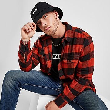 Levis Check Overshirt
