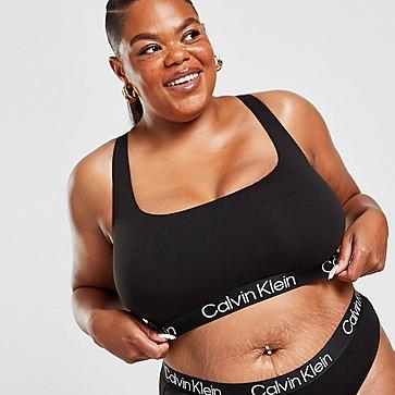Calvin Klein Underwear Modern Cotton Plus Size Structured Bra