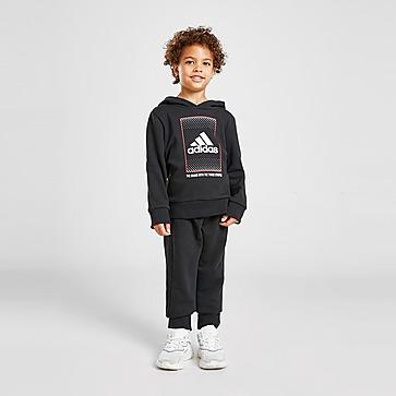 adidas Sport Overhead Graphic Trainingspak Kinderen