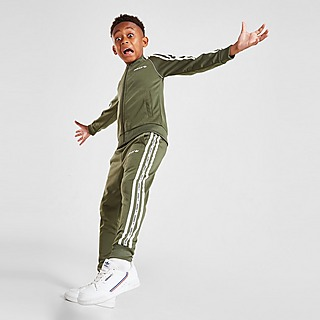 adidas Originals Micro Tape SS Tracksuit Children
