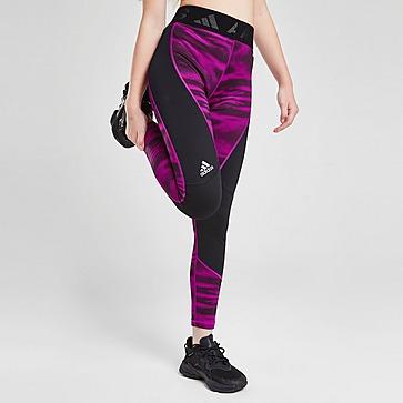 adidas Girls' Fitness TechFit Leggings Junior