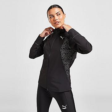 PUMA Running Reflective Woven Jacket