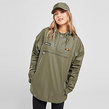 Ellesse Lightweight 1/4 Zip Rain Jacket