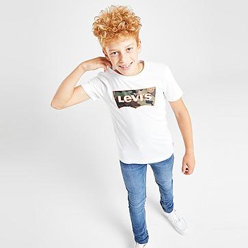Levis Graphic Camo T-Shirt Junior