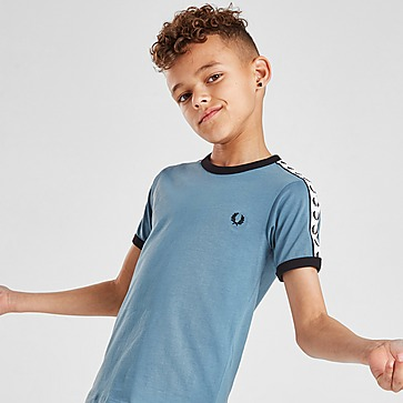 Fred Perry Taped Ringer T-Shirt Children
