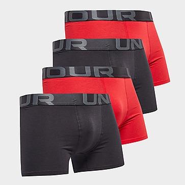 Under Armour 4 Pack Boxershorts Junior