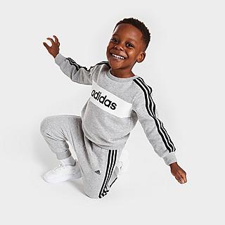 adidas Linear Essential Crew Trainingspak Baby's