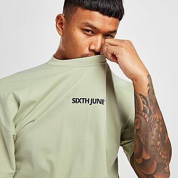 Sixth June Back Hit T-Shirt