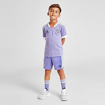 adidas Leeds United FC 2021/22 Third Kit Children