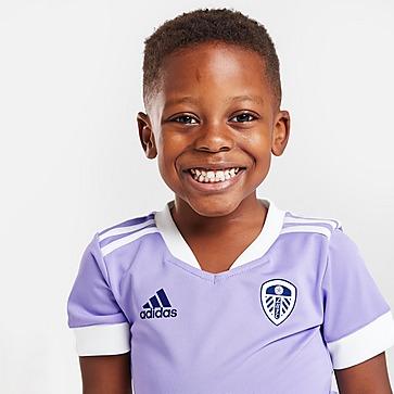 adidas Leeds United FC 2021/22 Third Kit Infant