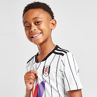 adidas Fulham FC 2021/22 Home Kit Children