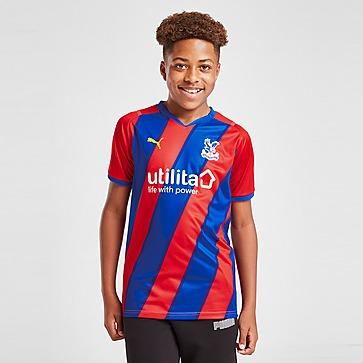 PUMA Crystal Palace FC 2021/22 Home Shirt Junior