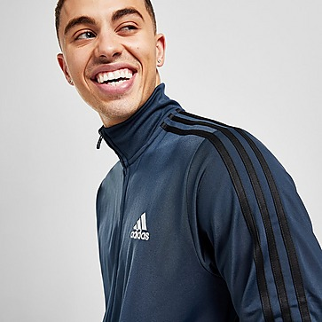 adidas Badge Of Sport 3-Stripes Poly Track Top