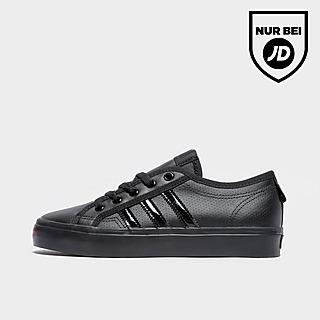 adidas Nizza Lo Jr  Blk/blk$