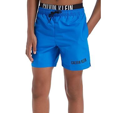 Calvin Klein Waistband Swim Shorts Kinder