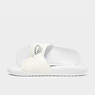 Nike Benassi Just Do It Slides Damen