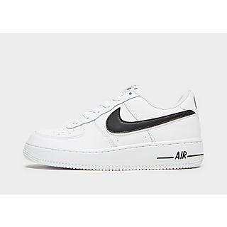 Billig kaufen Nike Turnschuhe Groß Nike Air Force 1 Kinder