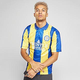 Score Draw Leeds United FC '94 Away Shirt Herren