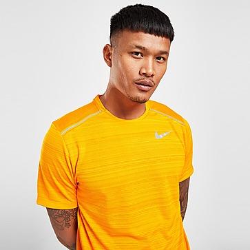 Nike Miler Short Sleeve T-Shirt Herren