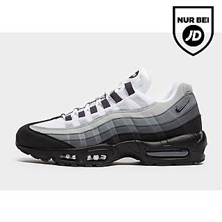 95er Airmax Nike Sportschuhe schwarz Turnschuhe Wahl Gute