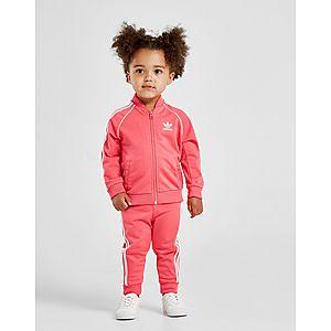 777a1929bd adidas Originals Superstar Trainingsanzug Baby ...
