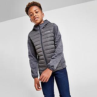 Berghaus Hybrid Jacke Kinder