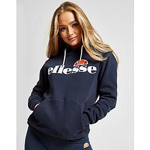 Junge frische Stile akzeptabler Preis Ellesse Core Boyfriend Logo Hoodie