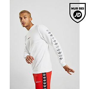 8da6af19fcf670 adidas Originals Tape Sweatshirt Herren ...