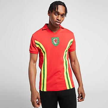 Official Team Wales Home 1976 Trikot