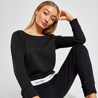 Calvin Klein Crew Neck Sweatshirt Damen