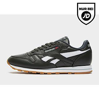 Herren Weinrot reebok Classic Nylon Retro Sneaker Reebok