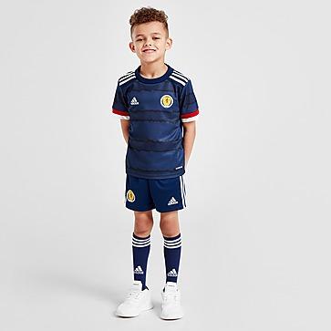 adidas Scotland 2020 Home Kit Kleinkinder