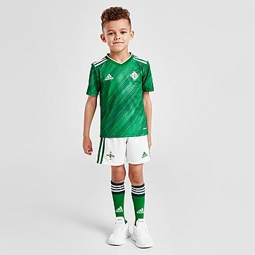 adidas Northern Ireland 2020 Home Kit Kleinkinder