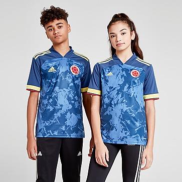 adidas Colombia 2020 Away Trikot Kinder
