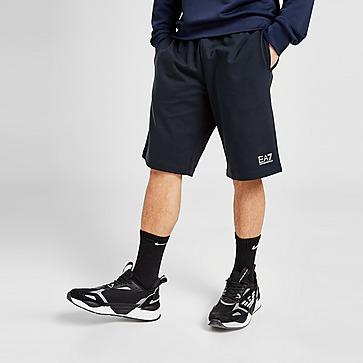 Emporio Armani EA7 Core ID Fleece Shorts Herren