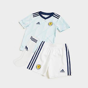 adidas Scotland 2020 Away Kit Kleinkinder