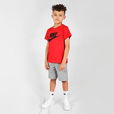 Nike Futura Logo T-Shirt Kleinkinder