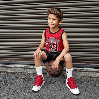 Jordan DNA Vest/Shorts Set Kleinkinder