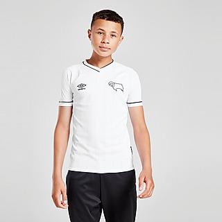 Umbro Derby County FC 2020/21 Home Trikot Kinder