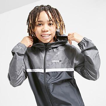 adidas Originals All Over Print Lightweight Jacke Kinder