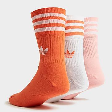 adidas Originals 3 Pack Crew Socks Herren