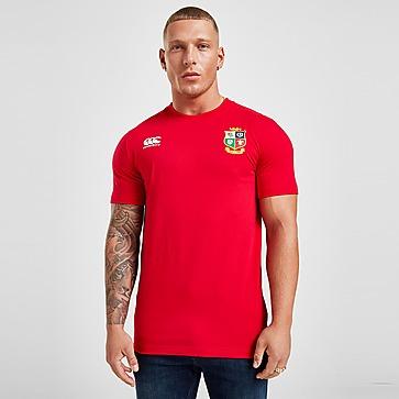 Canterbury British & Irish Lions 2021 T-Shirt Herren