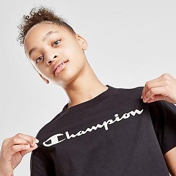 Champion Legacy Crop T-Shirt Kinder